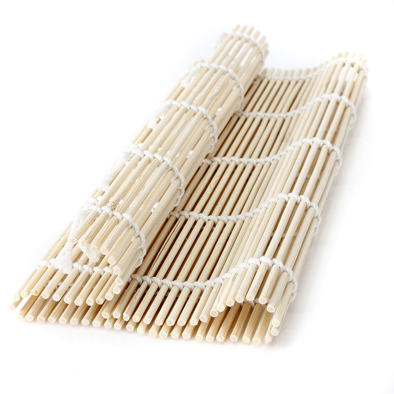 Mould Proof Bamboo Schach Mat Elegant Color 600-2,440mm Width Hotel Use